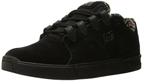 DC Shoes Mens Maddo Sneakers Low Top Shoes Black Camo (BLO) 9.5