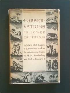 Observations in Lower California
