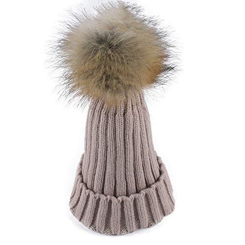 De 11 Las Caliente WGFGQX Libre De Al del Pompom Señoras Aire Sombrero Sombrero Punto 1 F5qSwaZ