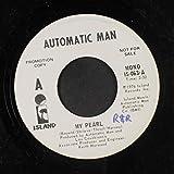 my pearl / mono 45 rpm single