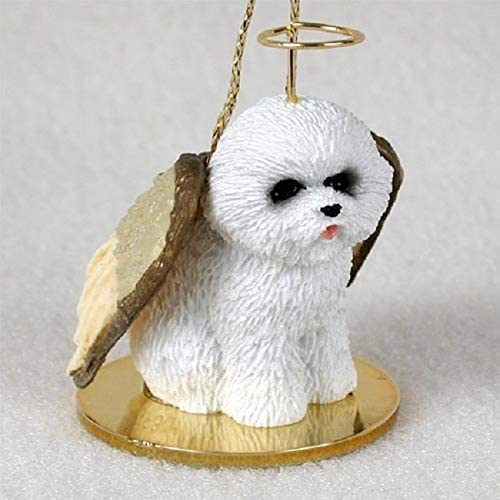 Conversation Concepts Bichon Frise Miniature Dog Ornament