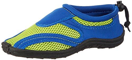 sintético de Aqua 34 material Blau unisex de Blau Beck Zapatos Aqua Azul T4nY6HB