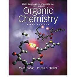 organic chemistry study guide and solutions manual author marc rh amazon com marc loudon organic chemistry 6th edition solutions manual loudon organic chemistry 6th edition solutions manual
