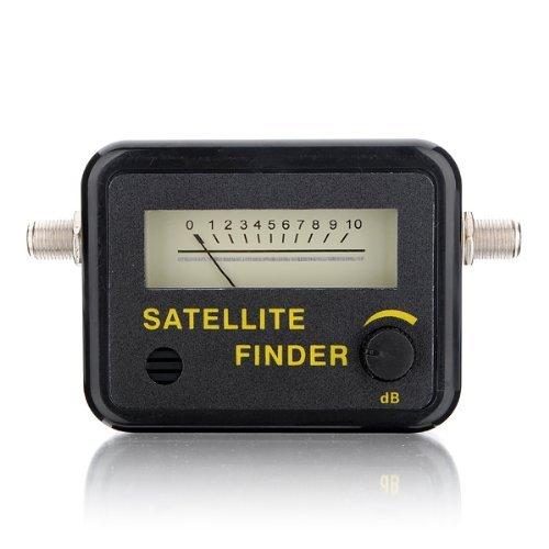 SaferCCTV(TM) 0.2 Db 950-2150MHz Range SF-95 Satellite Finder Meter for Directv