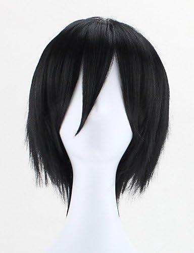 Pelucas pelucas europeos Moda pelo Espada Arte Online KIRITO Ver ...