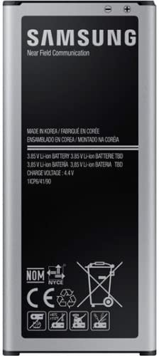 Samsung 3000mah Battery for Samsung Galaxy Note Edge Silver Non-Retail Packaging
