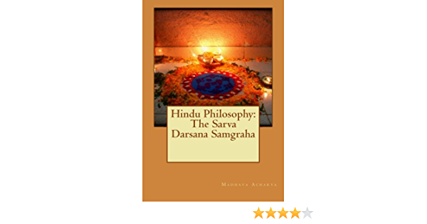 Sarva-darśana-samgraha - or Review of the different systems of Hindu philosophy