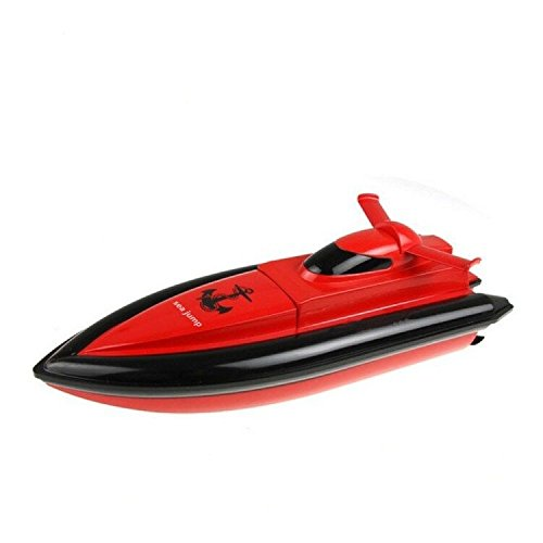 sea jump HY800 Children's Toy Remote Control Boat Four-way Flying Fish Navigation High-speed Remote Control Speedboat (Flying Fish Boat)