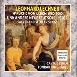 Lechner:Sacred And Secular Songs
