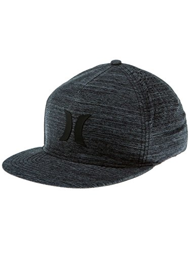 Hurley Men's Dri-Fit Icon 4.0 Hat, Black (010), One Size ()