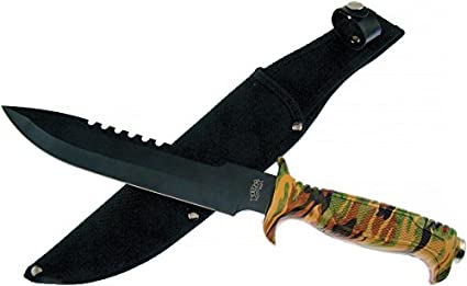 Amazon.com: Frost Cutlery & Cuchillos 18430 – ca Jungle ...