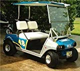 Jimmie Johnson Golf Cart Racing Decal Kit