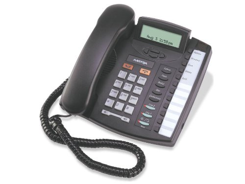 Aastra 9120 Telephone Charcoal by Aastra Technologies Limited