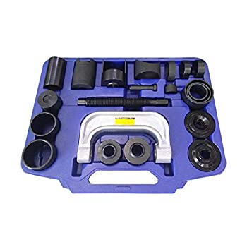 Image of Ball Joint & Tie Rod Tools Astro Pneumatic Tool 7897 Ball Joint Service Tool and Master Adapter Set