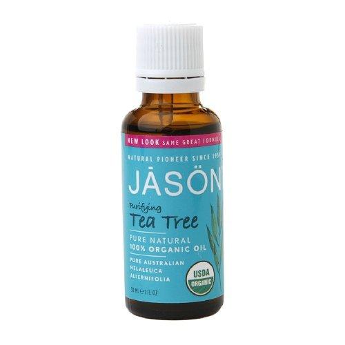 Jason Natural Products Australian Melaleuca Alternifolia Pure Tea Tree Oil, 1 Ounce - 3 per case.