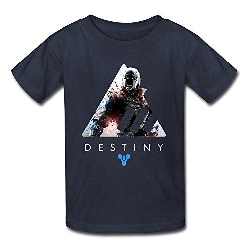 Price comparison product image New Lifestyle Kid's Teenagers Destiny Unisex Short Sleeve T-shirt (6-16 Years)