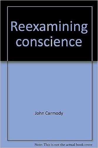 Book Reexamining conscience