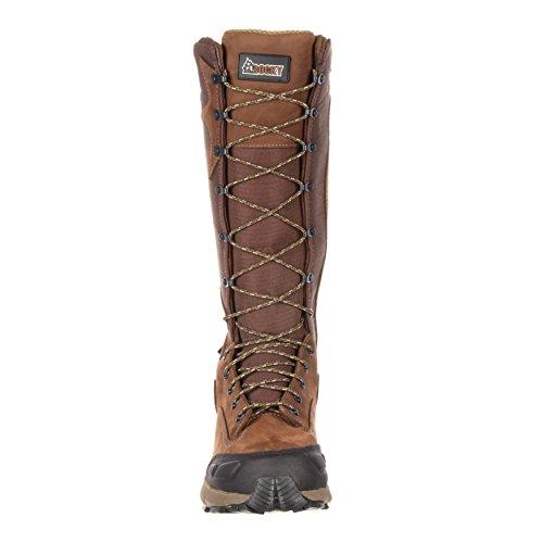 RKS0291 Mens Rocky Waterproof Zip Boot Snakeproof Trail Side Broadhead 8qqO7H