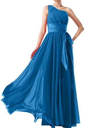 Missdressy -  Vestito  - plissettato - Donna Blau 44