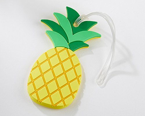 60 Pineapple Luggage Tags by Kate Aspen
