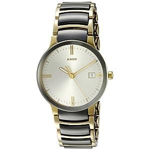 Rado Men's R30931103 Cerix Two Tone Stainless Steel Watch