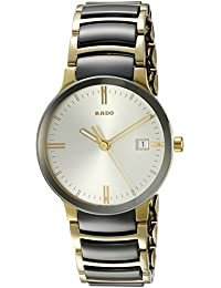Mens R30931103 Cerix Two Tone Stainless Steel Watch. Rado