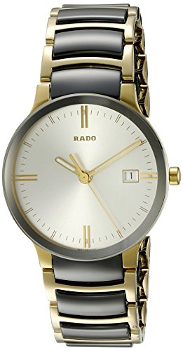 Rado Men s R30931103 Cerix Two Tone Stainless Steel Watch