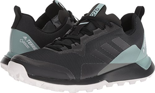 adidas outdoor Women's Terrex CMTK GTX W, Carbon/Black/ash Green, 12 B US
