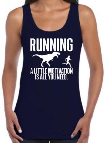 Running Motivation Juniors Tank Top