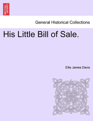 Download His Little Bill of Sale. pdf