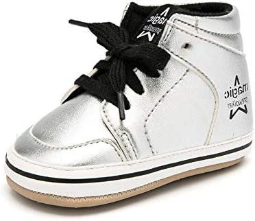 XYAN Baby Shoes Boys Girls High Tops