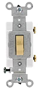 Leviton 101-05501-2IS, Pack of 1, Ivory