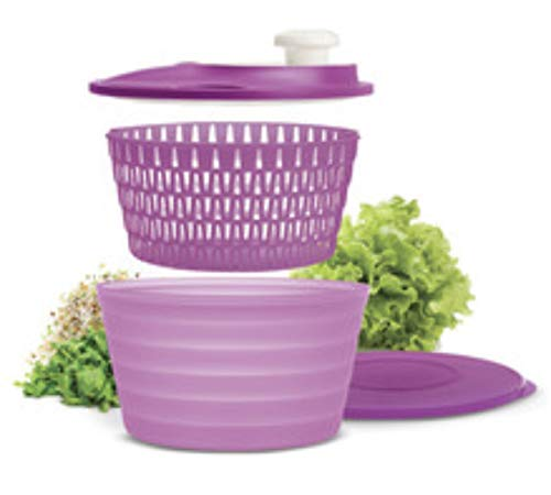 Tupperware Spin 'N Save Salad Spinner ()