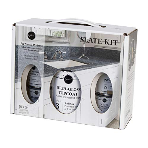 Giani Granite Small Project Paint Kit, Slate