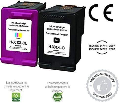 Precio Print - Cartuchos de Tinta HP 301 XL (Negros XL y XL ...