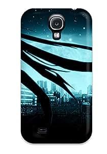 Galaxy S4 Case Bumper Tpu Skin Cover For Black Rock Shooter Accessories