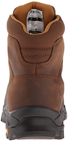 Mens Brown Toe Non Breathable Hiker Waterproof Carhartt 6 Safety Boot Snpqd1pH4w
