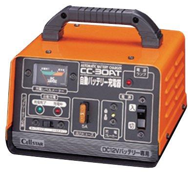 セルスター(CELLSTAR) バッテリー充電器 CC-30AT B001K9KRIA