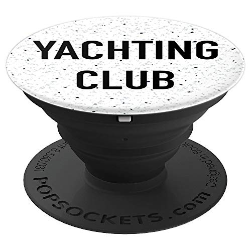 Yachting Club - PopSockets Grip and Stand for Phones and Tablets