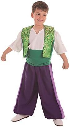 Disfraz de Moro Aladino para niño: Amazon.es: Juguetes y juegos