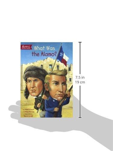 What Was The Alamo? (Turtleback School & Library Binding Edition)