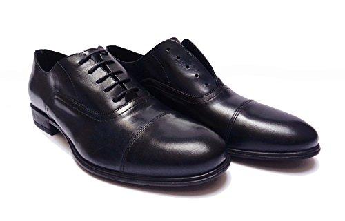 ANTICA CUOIERIA - Zapatos de cordones para hombre gris Size: 43 fKh13