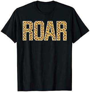Roar Vintage Fashion  Men Women Style T-shirt | Size S - 5XL