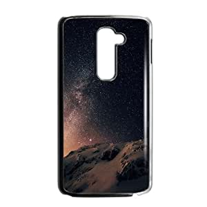 LG G2 Cell Phone Case Black apple ios8 iphone6 plus official darker starry night VIU188468