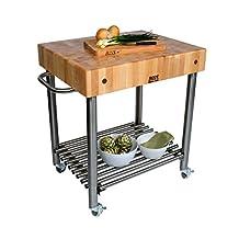 John Boos Cucina D'amico Kitchen Cart