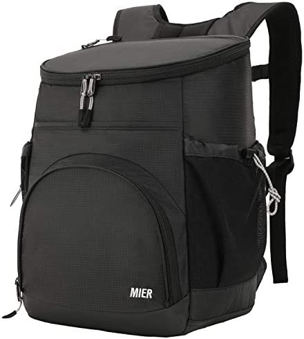 MIER Leakproof Backpack Cooler Insulated Lunch Backpack