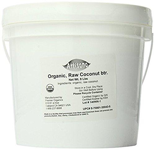 The 10 best coconut butter organic bulk