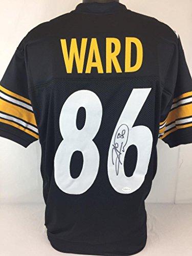 Hines Ward signed autographed Jersey Jsa coa Steelers football autograph auto