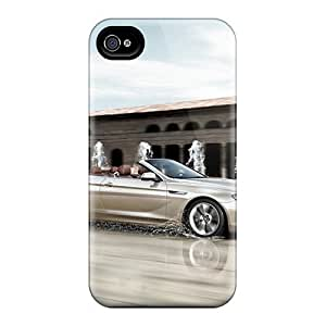 Durable Bmw 6 Conv Back Cases/covers For Iphone 4/4s wangjiang maoyi