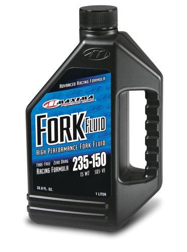Maxima 235/150 Grade 15WT Racing Fork Fluid